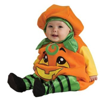 Pumpkin Jumper Infant Costume