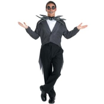 The Nightmare Before Christmas Jack Skellington Teen Costume