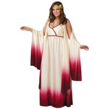 Venus Goddess of Love Adult Plus Costume