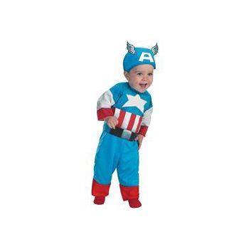 Captain America InfantToddler Costume
