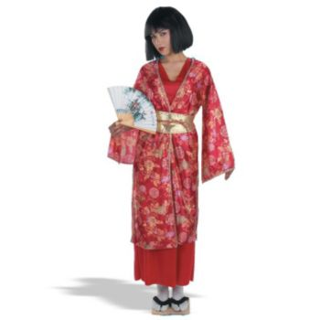 Geisha  Adult Costume