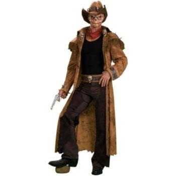 Zombie Gunslinger Adult Costume