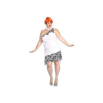The Flintstones Wilma Plus  Adult Costume