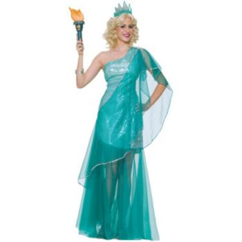 Sexy Miss Liberty Adult Costume