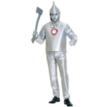 Wizard of Oz - Tin Man Plus Adult Costume