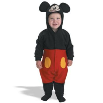 Mickey Mouse InfantToddler Costume