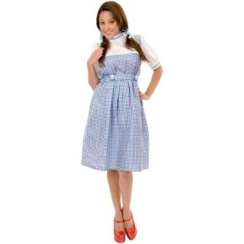 Wizard of Oz Dorothy Plus  Adult