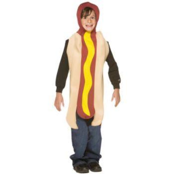 Hot Dog Child Costume