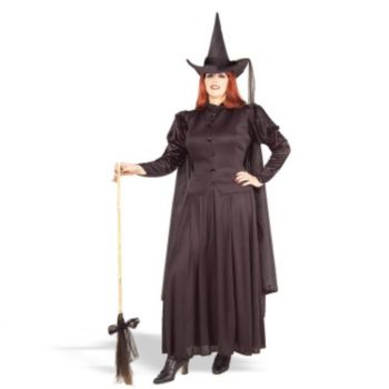 Classic Witch Plus  Adult