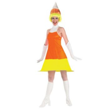 Fruity Licious  Candi Korn  Adult Costume