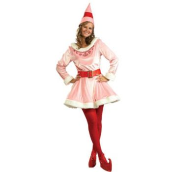 Jovi Elf Deluxe Adult Costume