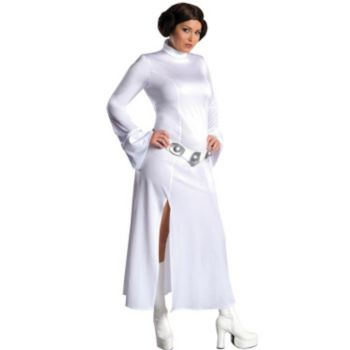 Princess Leia Adult Plus Costume