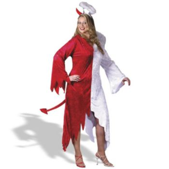 12 Devil, 12 Angel Plus Adult Costume