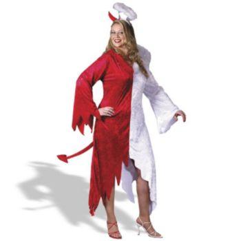 12 Devil, 12 Angel Plus Adult Costume