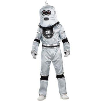 Metallic Robot Adult Costume