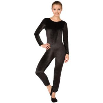 Unitard (Black) Adult Costume