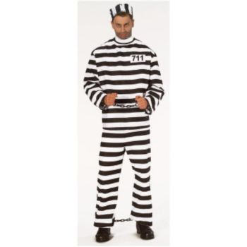 Adult Chain Gang Guy Costume