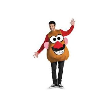 Mr. Potato Head Deluxe Adult Costume