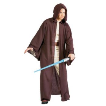 Star Wars Deluxe Adult Jedi Robe Costume