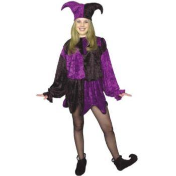 Jester Adult Plus Costume