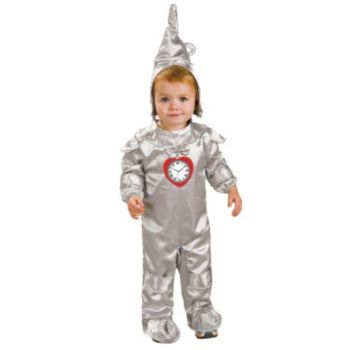 Wizard of Oz Tinman Toddler Costume