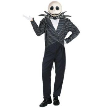 The Nightmare Before Christmas Jack Skellington Deluxe Adult Costume