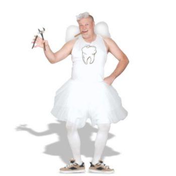 Tooth Fairy Plus Adult Costume