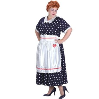 I Love Lucy Classic Plus Adult Costume