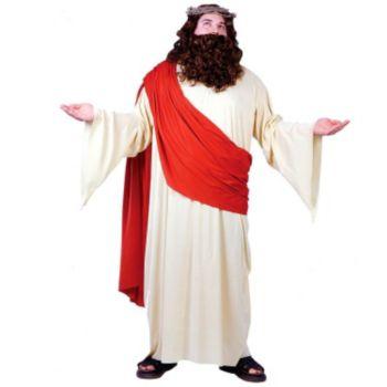 Jesus Adult Plus Costume