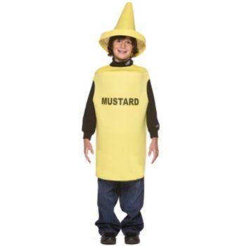 Mustard Child Costume