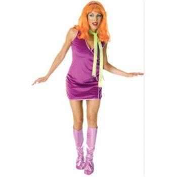 Scooby-Doo  Daphne  Adult Costume