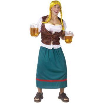 Maid of Beer Adult Costume