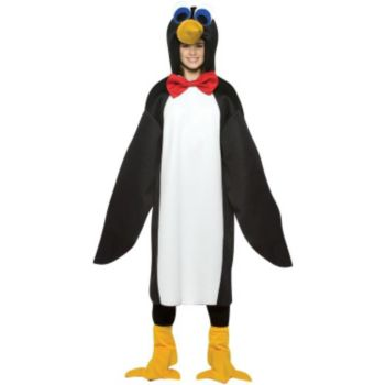 Penguin Teen Costume