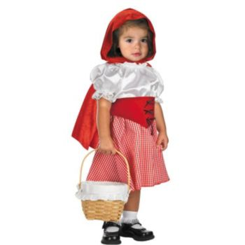 Lil' Red Riding Hood InfantToddler Costume