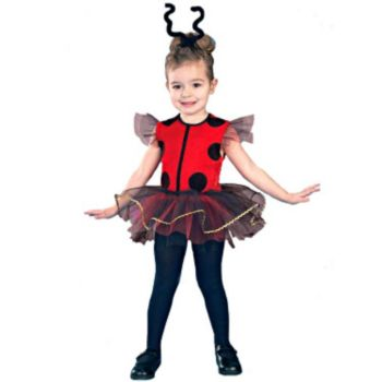 Lil' Lady Bug  Toddler Costume