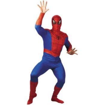 Spider-Man Comic Adult Costume