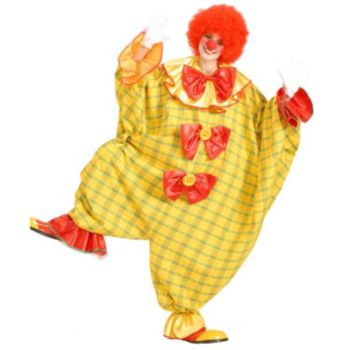 Stretchy The Clown Adult