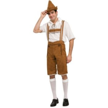 Hansel Adult Costume