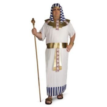 Pharaoh Plus Adult Costume
