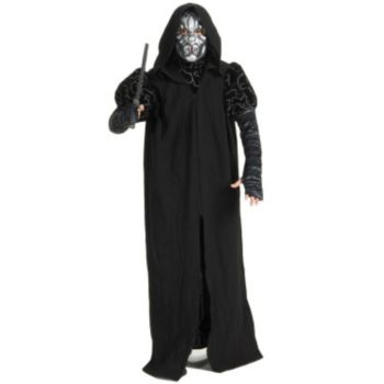 Harry Potter & The Half-Blood Prince Deluxe Death Eater Adult Costume