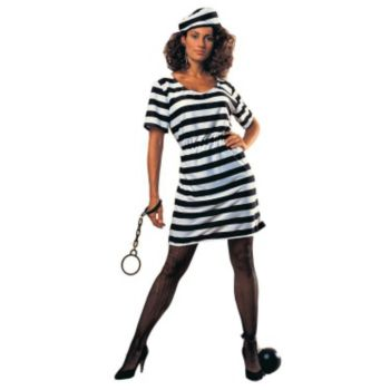 Chain Gang Girl Costume