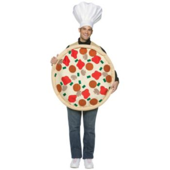 Pizza Pie Adult Costume
