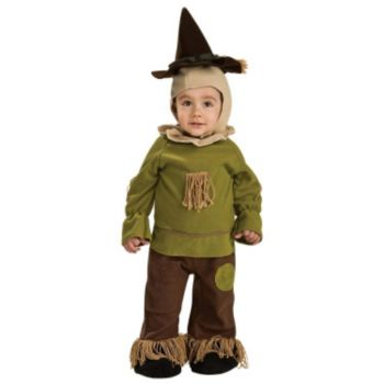 Wizard of Oz Scarecrow Toddler Costume