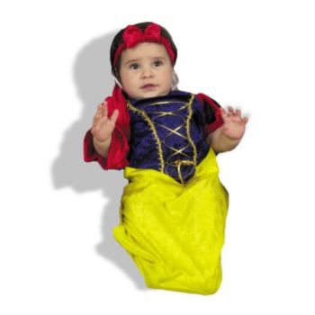 Snow White Bunting Newborn Costume