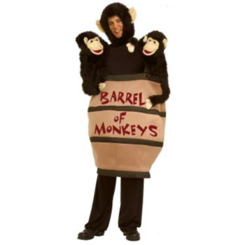 Barrel Of Monkeys Adult