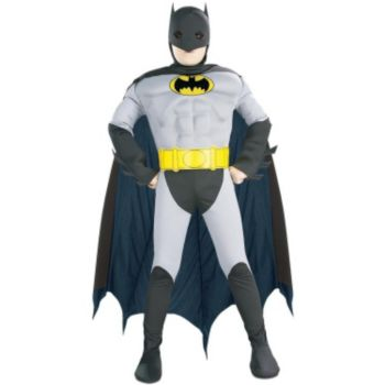 Batman with Muscle Chest ToddlerChild Costume