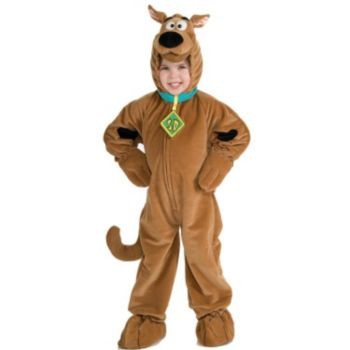 Scooby-Doo Super Deluxe ToddlerChild Costume