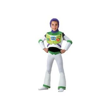 Toy Story - Buzz Lightyear Deluxe ToddlerChild Costume