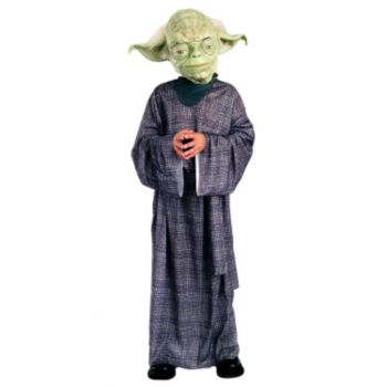 Star Wars Deluxe Yoda Costume
