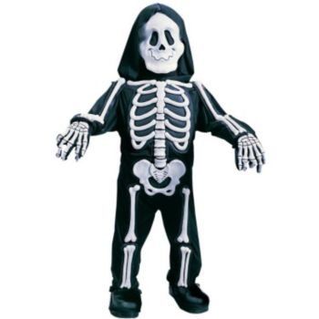 Skelebones ToddlerChild Costume